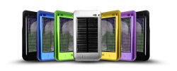 Boîtier de batterie solaire pour Apple iPhone 3G/3GS, 2400MAH (EP-IBC 3G)