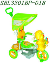 Lovely Baby triciclo (SBL3301BP-018)
