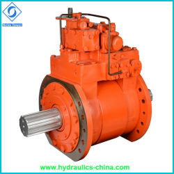 Motore idraulico marino dell'aletta di Ihi per il macchinario della nave (H-HVK/HVL/HVN)