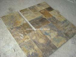 Slate Fliesen/Wand-Fliesen/Fußboden-Fliesen, Kultur-Stein u. Schiefer, Sandstein, Kalkstein, Travertin
