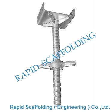 Base Jack/U-Head Screw Jack/Swivel Base Jack Scaffolding pictures & photos