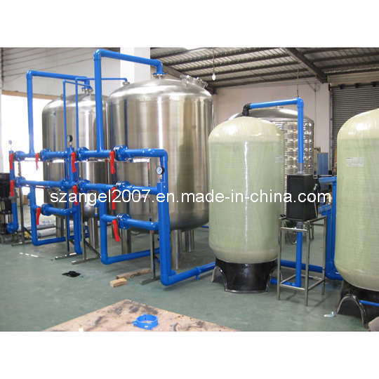 RO Industrial Water Treatment Plant 25t/H