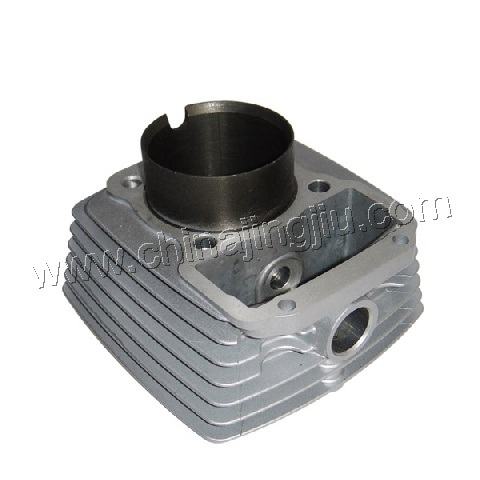 Motorcycle Cylinder Block, Engine Block, Motorcycle Cylinder Engine Parts (CG150) , Cg150cc - with Cut