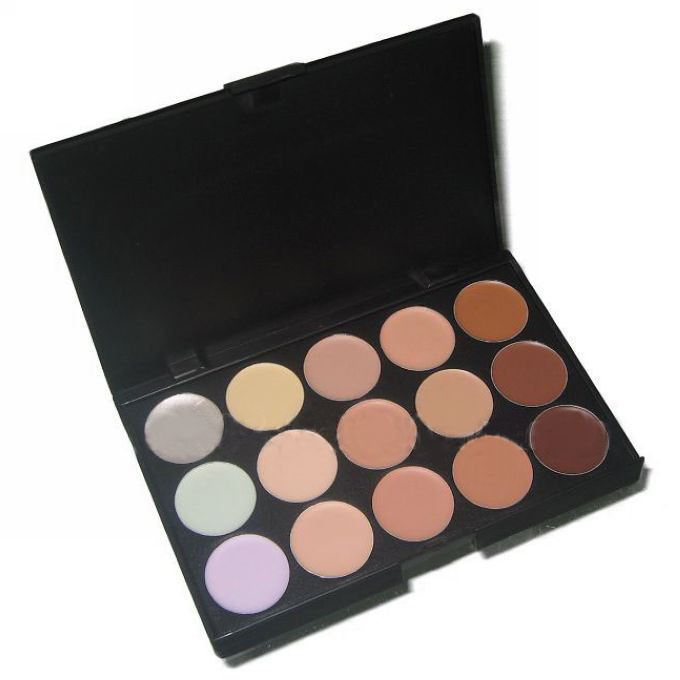 Colors Concealer Palette
