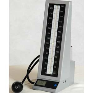 Mercurial-Free Blood Pressure Monitor (SW-MF02)