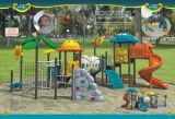 Kaiqi Medium Sized Cute Animal Themed Outdoor Playground Set (KQ8131A)
