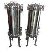 Water industriale Filter con Ss304 Ss316