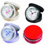 Horloge Pocket en cuir (KV712)