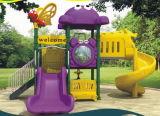 Kaiqi Plastikspielplatz der kleinen tierischen themenorientierten Kinder (KQ8139A)