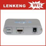 YPbPr/HDMI convertidor para Wii (LKV5000)