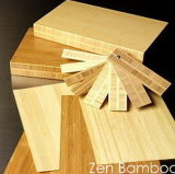 Folheado de bambu cortado (ZV-111)