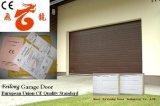 Porta secional de controle remoto da garagem --- Certificado do CE da União Europeia