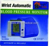 Moniteur de tension artérielle de Digitals de poignet d'OIN de la CE (MA128)