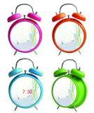 Horloge miroir (KV206m)