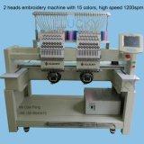Nieuwe High Speed Computer/Computerized GLB Embroidery Machine met 15 Colors (EG. 1502C)