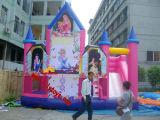 Castello rimbalzante gonfiabile popolare 2010