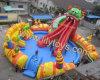 Parque de atracciones inflable del agua (4654654)
