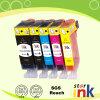 De Patroon van de Inkt van BuCompatible voor Canon pgi-820/cli-821 Reeksen van BK/C/M/Y met het Vest van het Bewijs Chipllet