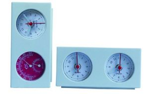 Glasses Sharp Clock (KV012)