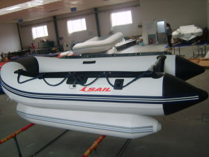 0.9mm PVC Inflatable Boat 2.7m pictures & photos