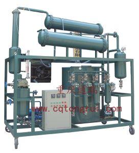 Black Engine Oil Distill to Yellow Base Oil Equipment