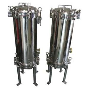 Industrial Water Filter with Ss304 Ss316 pictures & photos