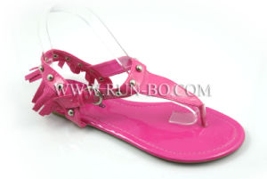 Fashion Lady Sandal (#RX-BOS014)