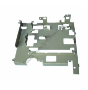 Automotive DVD Bracket and Chassis