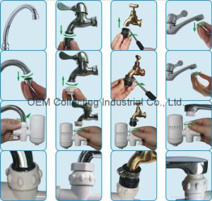 Faucet Water Filter (sw-001) pictures & photos