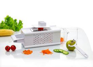5 in 1 Kitchen Grater (LE52812) pictures & photos
