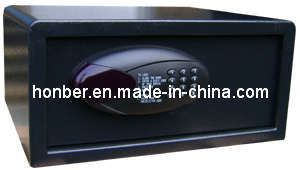 Hotel Safe with Digital Keypad and Mechanical Key (ELE-SA200FR) pictures & photos