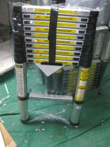 Aluminium Ladder 3.8m pictures & photos