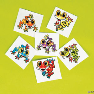 Animal Tattoo Sticker