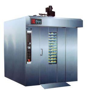 64 Plates Rotary Oven (Double Trolleys) (BKX-64C BKX-32C BKX-16C BKX-12C)