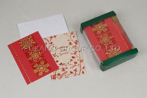 Holiday Greeting Cards (FK-GC008)