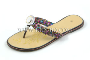 Fashion Lady Sandal (#RX-BOS006)