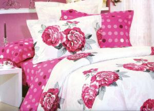100% Cotton Printed Bedding Sets (YUNXIN-C134)