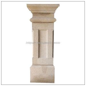 Stone Pillar / Granite Pillars & Columns pictures & photos
