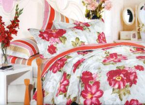 100% Cotton Printed Bedding Sets (YUNXIN-C133)