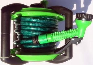 1/2′′ Water Garden Hose (PVC hose with green hose reel)