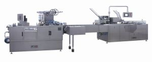 DPB-ZH Automatic Blister-Carton Packing Production Line