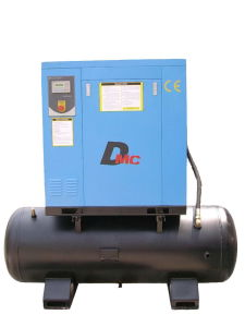 20HP Screw Compressor with 500L Tank pictures & photos