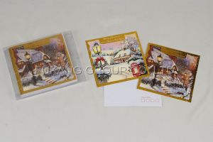 Greeting Cards for Christmas (FK-GC009)