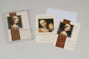Christmas Blessing Card Set (FK-GC019)