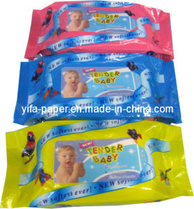 100 Pieces, Big Pack Baby Cleaning Wipe (BW-023) pictures & photos