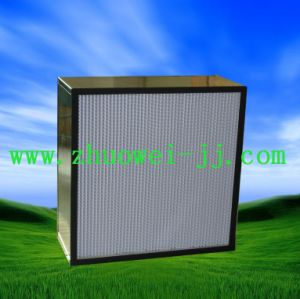 Aluminum Frame HEPA Filter (HS) pictures & photos