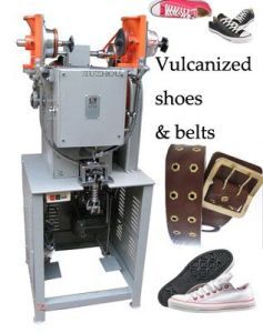 Automatic Punching & Eyeleting Machine (JZ-989GP)