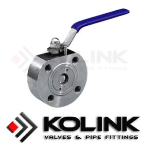 Wafer Ball Valve, Thin Body, API 6D Certificated