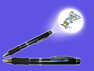 LED Logo Projector Pen (QSP-213C) pictures & photos