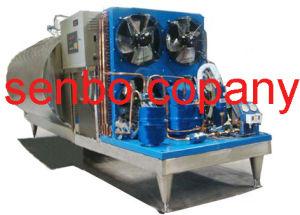 Cooling Milk Storage Tank